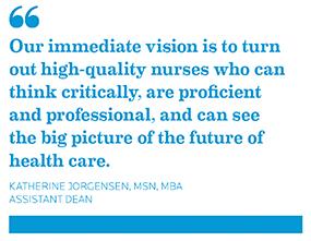 accelerated nursing program quote